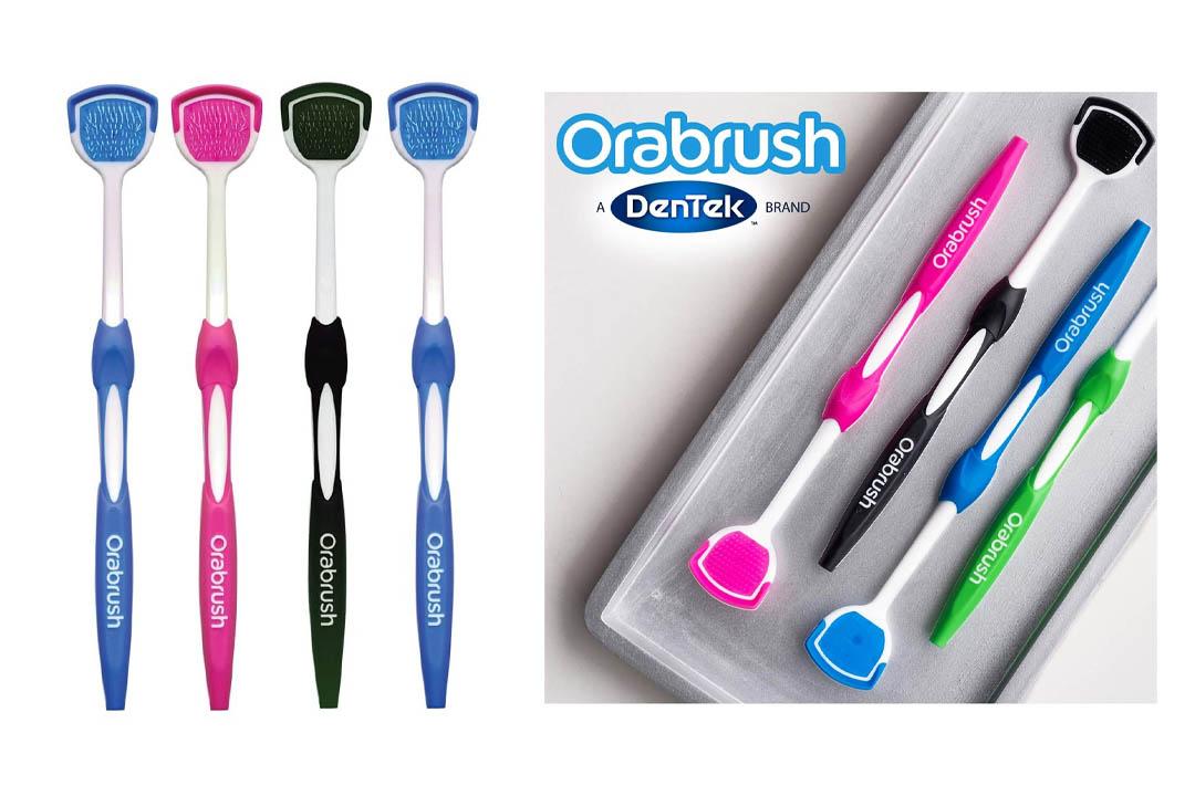 Orabrush Tongue Cleaner
