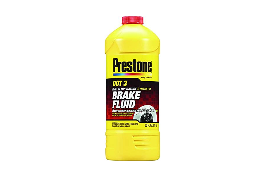 Prestone 3 Synthetic Brake Fluid