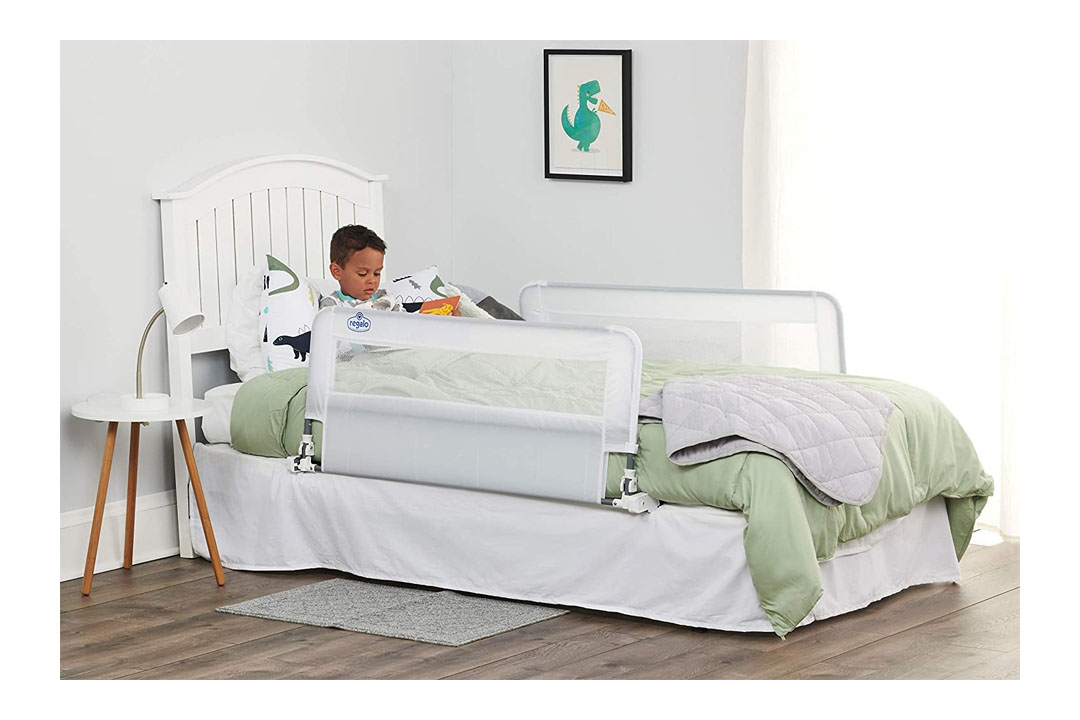 Regalo Hide Away Double Sided Bed Rail