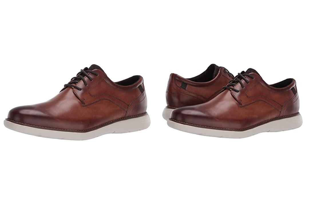Rockport Garett Plain Toe Men's Oxford Shoes