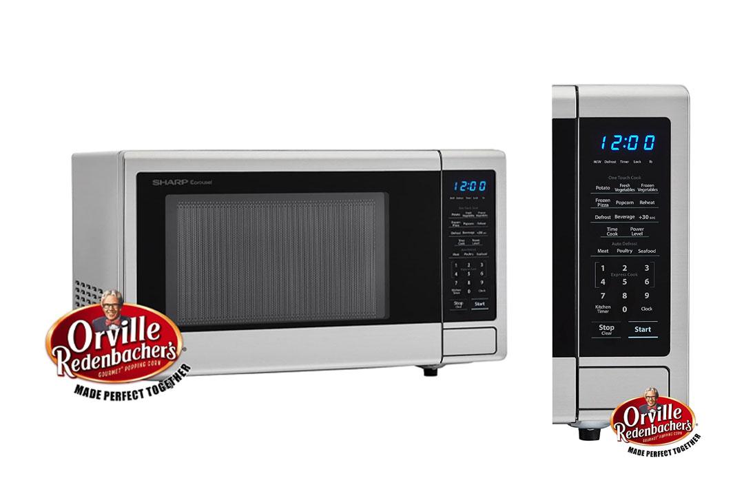 Sharp Microwaves ZSMC1132CS Microwave Oven
