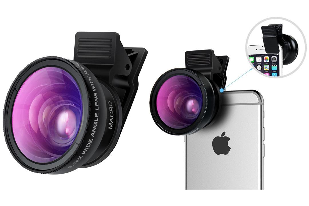 TURATA Cell Phone Camera Lens