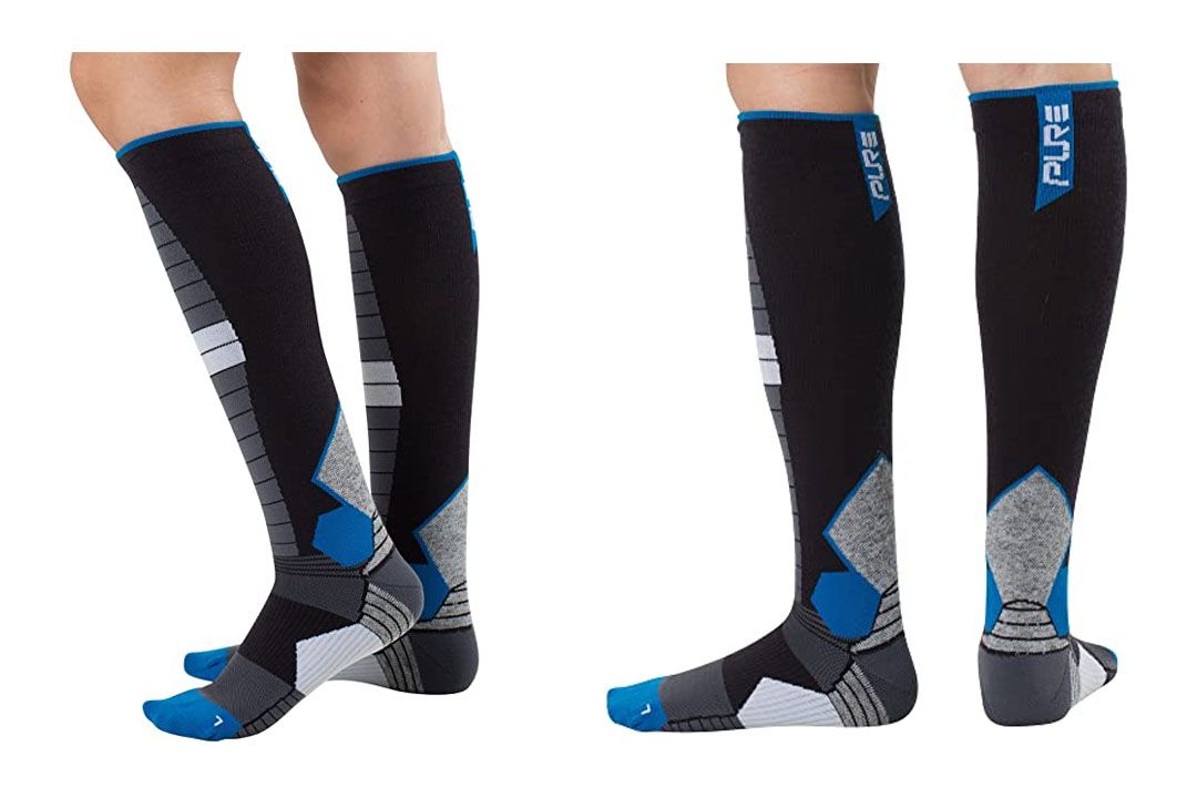 Thermal Compression Ski Socks