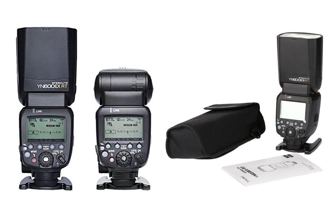 Yongnuo flash YN600ex-rt 600ex-rt yongnuo 600 2.4G Wireless HSS 1/8000s Master Flash Speedlite